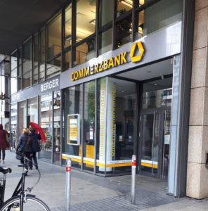 Commerzbank Filiale in Hannover