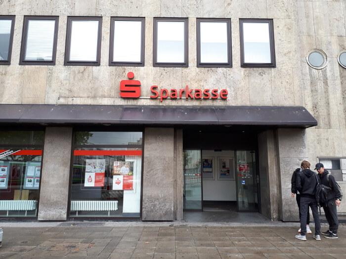 Sparkasse Filiale in Hannover