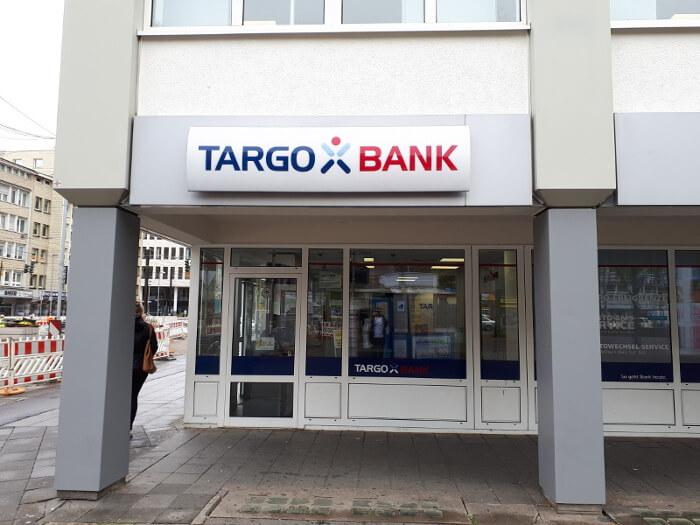 TARGOBANK Filiale in Hannover