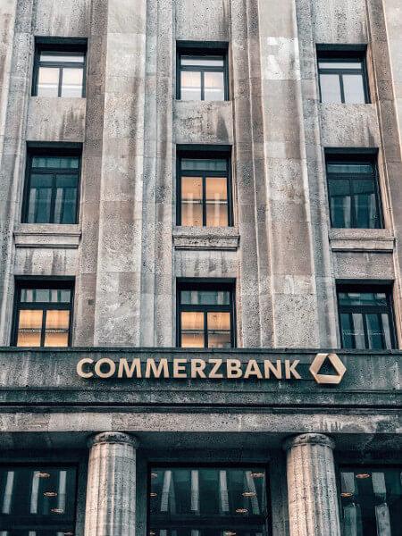 Alte Commerzbank-Filiale