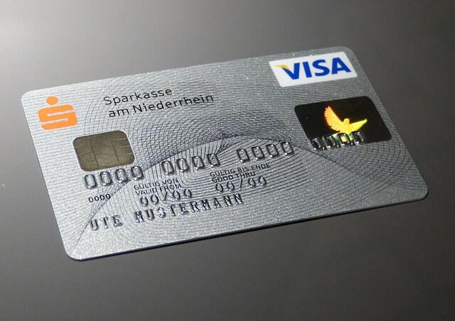 Regionale Kreditkarte der Sparkasse am Niederrhein