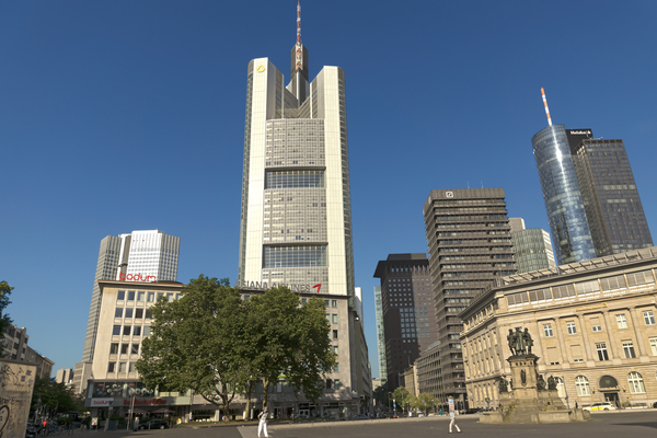 Commerzbank Eingang