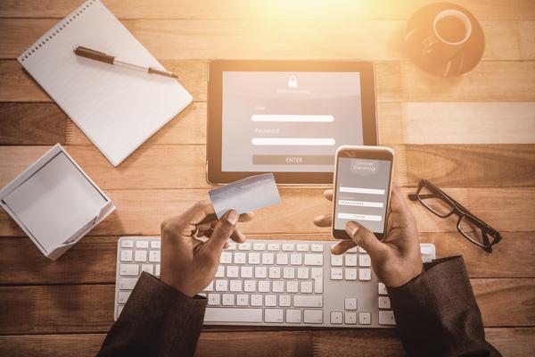 Onlinebanking mit Smartphone